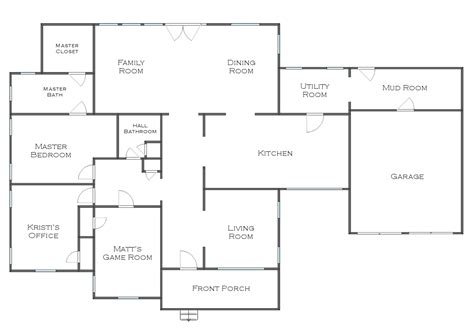 Beautiful House Plans For Mother In Law Quarters #3: House-floor-plan-revised.png