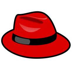 hat free stock photo illustration of a red cartoon hat