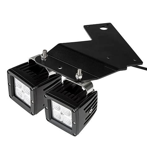 light brackets led fog light brackets for ford f 150 svt raptor 3