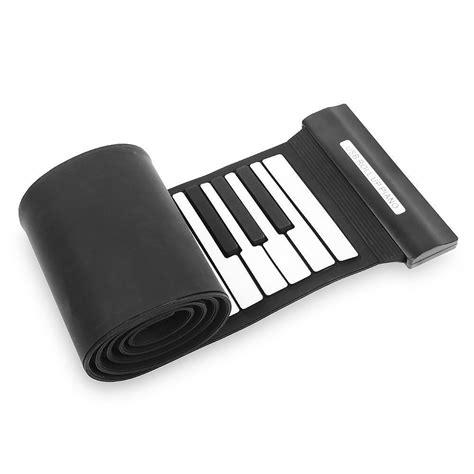 Keyboard Piano Usb konix professional usb 88 key midi roll up electronic piano keyboard silicone ebay