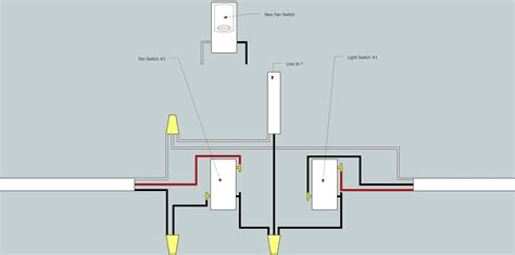 fan and light switch 3 way fan light switch wiring diagram ceiling fan wiring