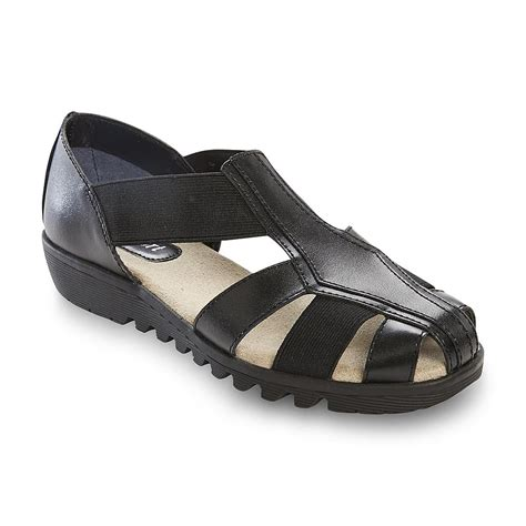 sandals that are for your i comfort s leather delia black fisherman