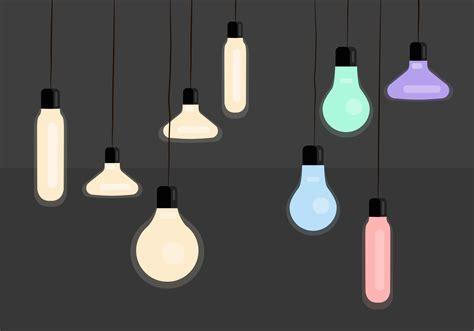 lights vector hanging light vectors free vector stock