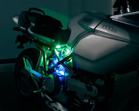led light strips for motorcycles miniature oval led accent light black led strip lights