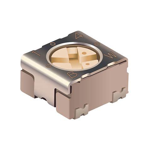 Trimpot Smd Trimmer Potentiometer Adjustable Resistor 3303 pvg3a201c01r00 bourns inc potentiometers variable resistors digikey