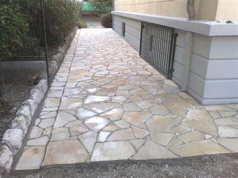 le type de pierre utilisee sera du calcaire tendre le travail se terrasse en pierre plate nos conseils