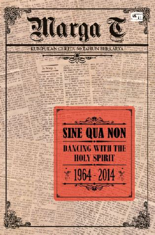 sine qua non with the holy spirit 1964 2014 by