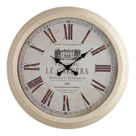 Oak Furniture Land Clocks by Gardera Wall Clock Accessories Oak Furniture Land