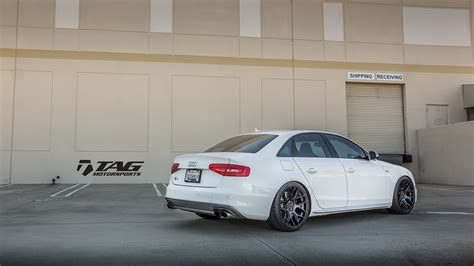 2014 audi s4 rims in white 2014 audi s4 ag wheels h r giac