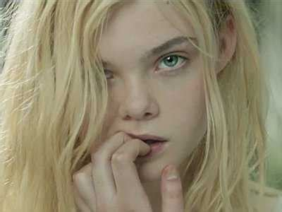 little illegal nymphs 14 year old elle fanning s lolita ad business insider