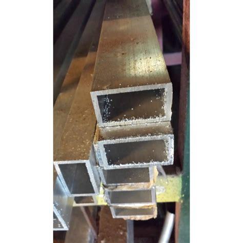 matratze 50 x 100 alu rechthoekig koker 100 x 50 x 4 ijzermagazijn