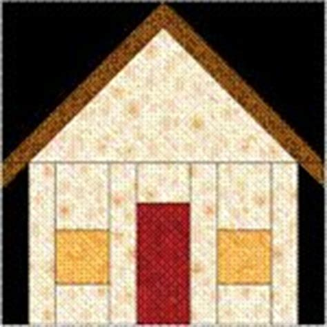 House Quilt Blocks Free by House Block The Quilted House