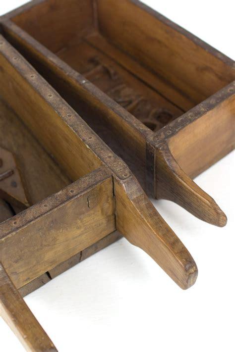 Wooden Bricks antique wooden brick mold