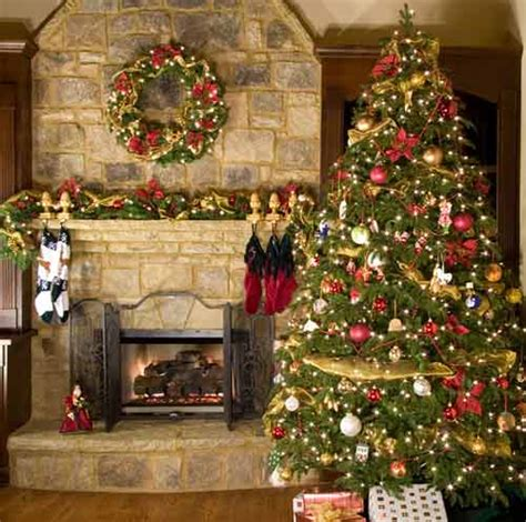 best christmas decorated homes modern house the best christmas decorations ideas for