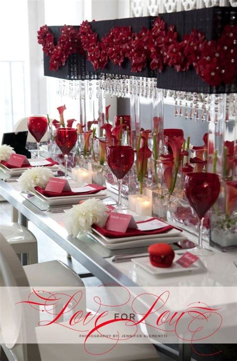 valentines wedding decorations wedding wednesday valentine s day wedding ideas
