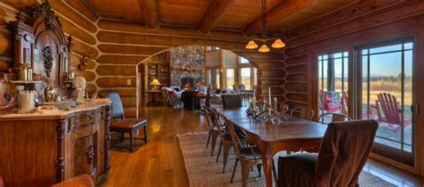 luxury mountain log homes luxury log cabin homes interior