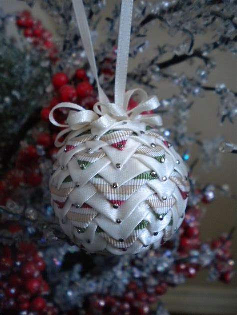 Quilting Ornaments by 39 Best Ribbon Quilt Ornaments Images On