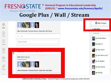Educational Leadership Doctoral Programs 1 by Hangouts Enhance Doctoral Community