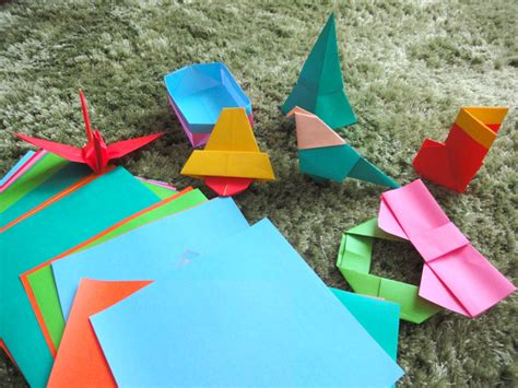 Origami Culture - origami the traditional japanese folk tokyo city