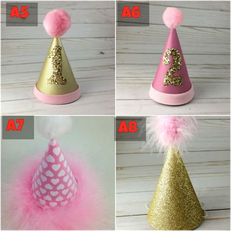 Handmade Birthday Hats - handmade cat birthday hats 187 pered paw gifts