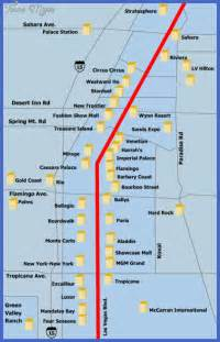 Map Of North Las Vegas by North Las Vegas Map Tourist Attractions Map Travel
