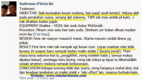 penemuan vivix vitamin ubat semulajadi rahsia alam