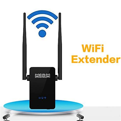 Wi Fi Range Extender 300mbps Mercusys Mw300re msrm wi fi range extender 300mbps wireless wifi repeater with dual external antennas and 360