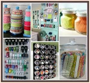 Craft Room Organisation - manualidades y tendencias c 243 mo organizar tu taller de