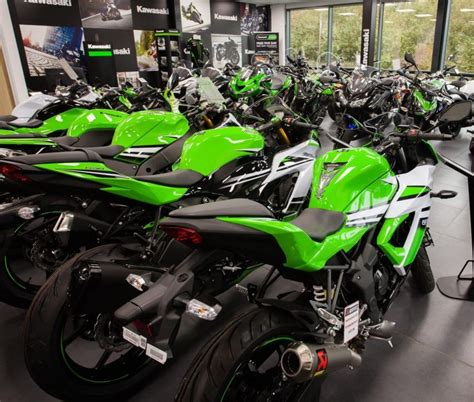Motor Trade News Uk by Kawasaki Uk To Fill Open Points With Own Dealership