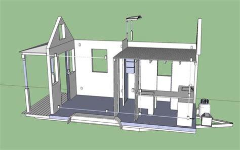 Apartment 3d Floor Plans Tiny Sip House