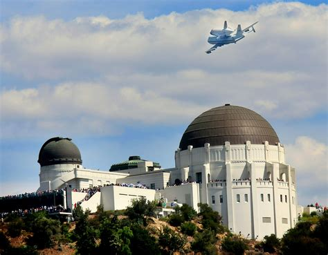 Lands In Los Angeles by Touchdown Space Shuttle Endeavour Lands In Los Angeles