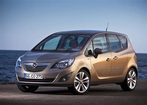 Opel Meriva by Opel Meriva Junglekey Fr Image