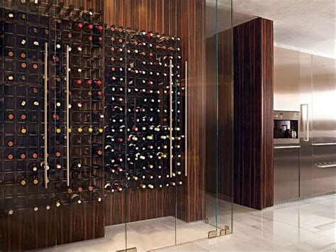 Modern House Wines by Ideas To Design A Wine Cellar At Home Ruartecontract