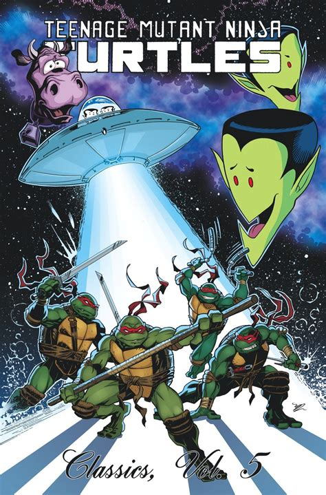 the home library vol 5 classic reprint books mutant turtles classics vol 5 idw publishing