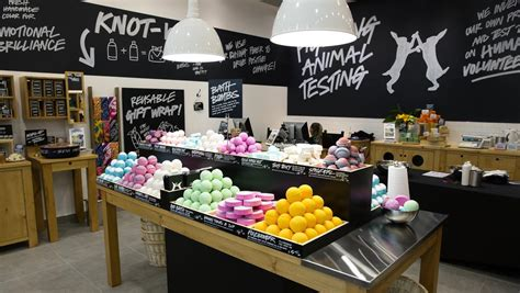Lush Fresh Handmade Cosmetics Locations - cosmetics retailer lush to open at s