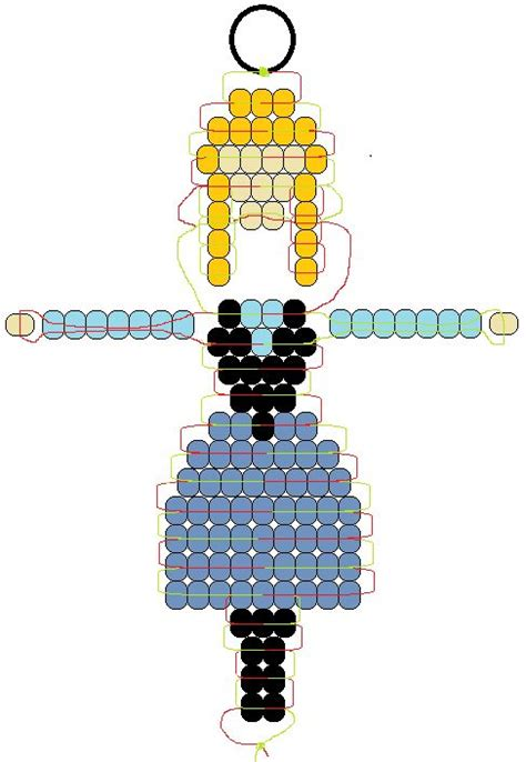 pony bead patterns 71 best images about pony bead crafts on