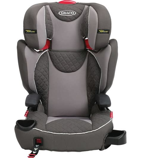 graco affix highback booster car seat with safety surround