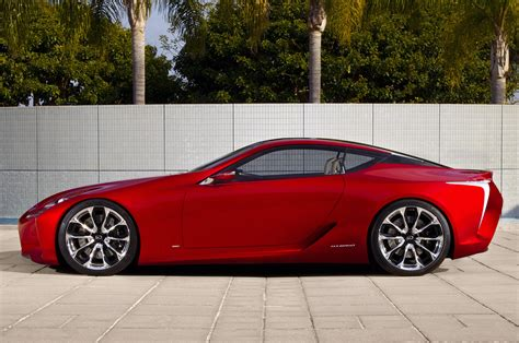 Brand New Lexus by The Brand New Lexus Lc 500 Is Coming To The Detroit Auto Show
