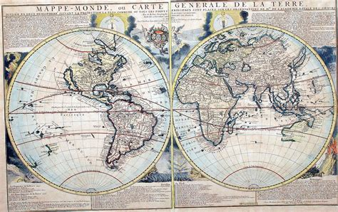 map us during 1700s patrons of the library maps project map of the world 1700