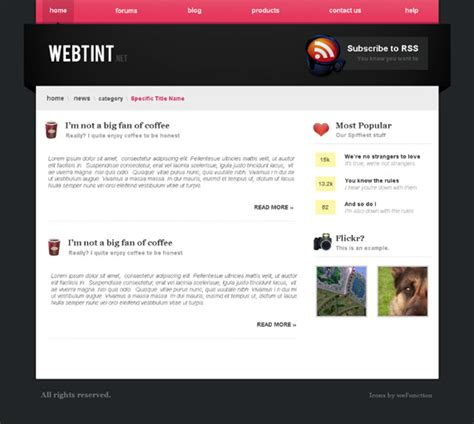 nice layout for blog page not found error 404 web design professionals