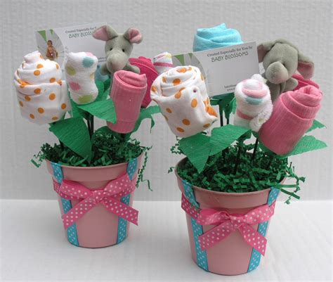 baby shower centerpieces for favors ideas
