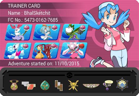 make trainer card trainer id card images images