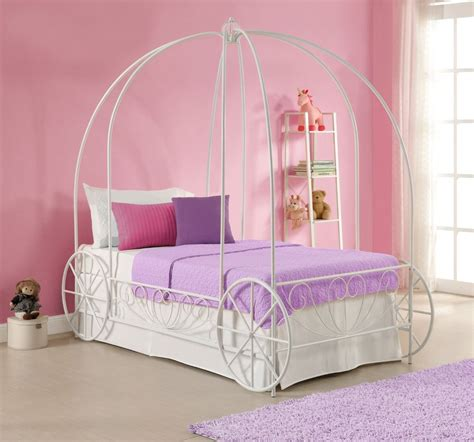 twin princess bed frame classic metal carriage bed frame platform twin size
