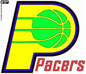 indiana pacers colors indiana pacers coloring page printable indiana pacers