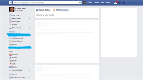 News Feed Template Facebook Facing Global News Feed Content Outage Inferse