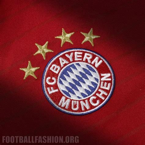 Bayern Munchen Home Jersey 2016 2017 Parley 2016 bayern munich kit images