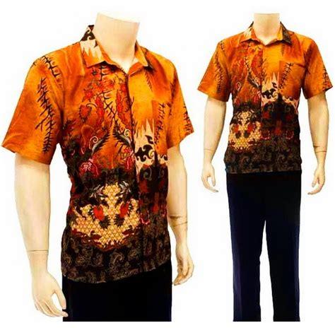 Hem Batik Cakar Hitam by Batik Pria Batikshop
