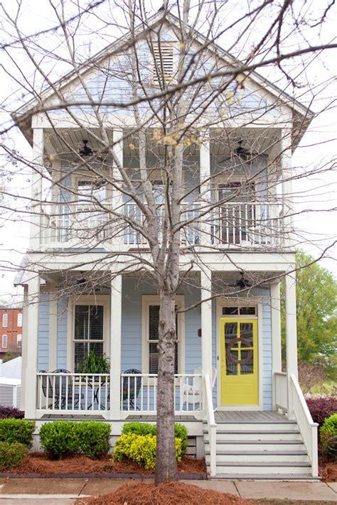 blue house yellow door blue house yellow door decoration house