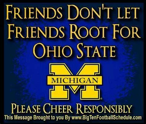 Ohio State Michigan Memes - that s right go blue beat ohio state beatohio pintowin