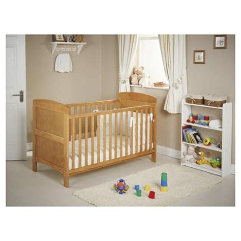 tesco nursery bedding sets buy obaby grace cot bed bundle country pine white from